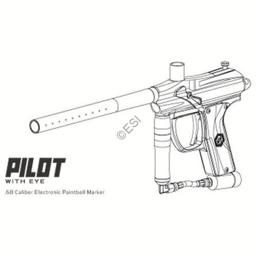 Kingman Spyder Pilot with Eye 07 Gun Manual