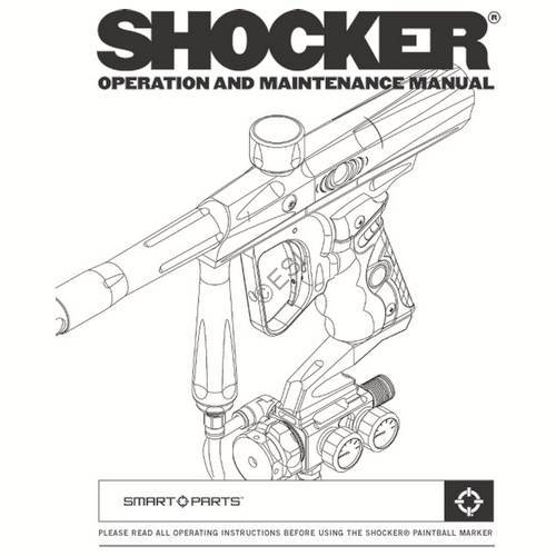 Smart Parts Shocker SFT 03 Gun Manual