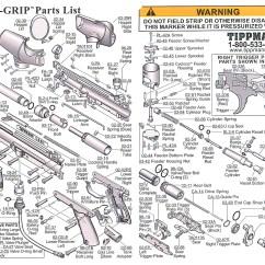 Basic Gun Diagram Bpmn Conversation Diagrams And Manuals Paintball Schematic