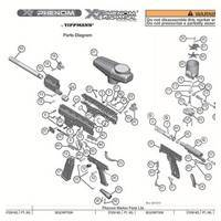 M4 Airsoft Parts Diagram Airsoft Revolver Parts Wiring