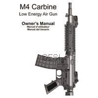 Tippmann M4 Carbine Airsoft Manual