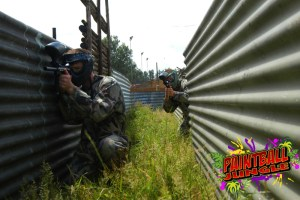 Paintball pathway