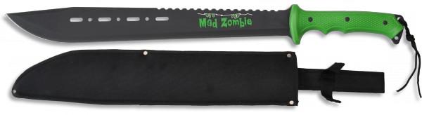 Machete Mad Zombie