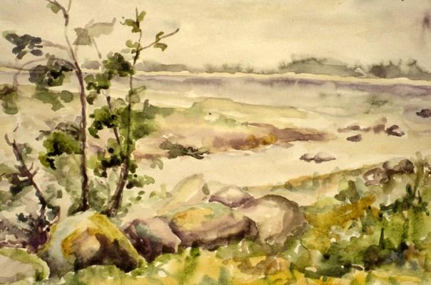Image of river landscape