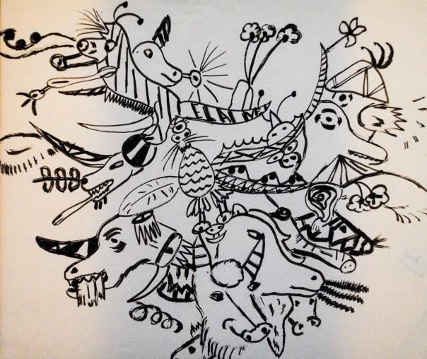 Pattern of Animals