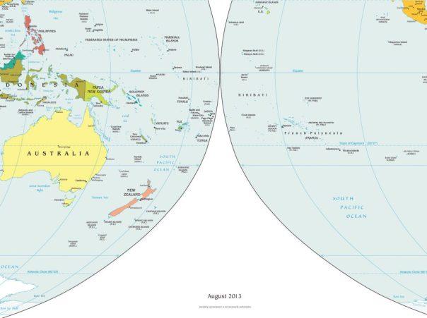 Australia and Oceana