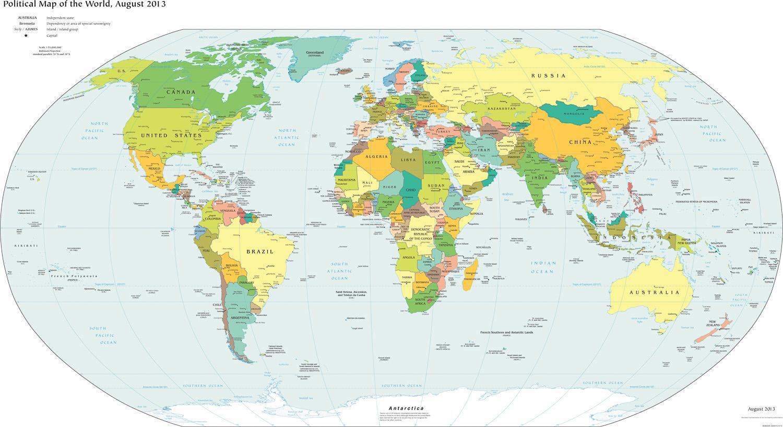 North America – Paintbrush Diplomacy