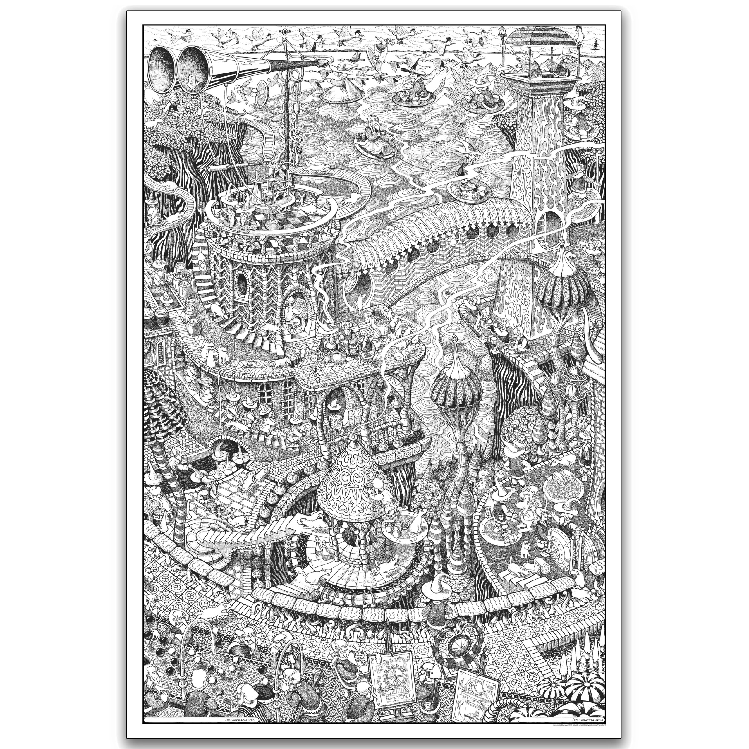 The 20 Best Ideas For Giant Coloring Pages For Adults