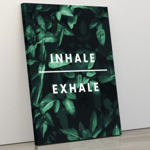Inhale and Exhale – Our Exclusive Design