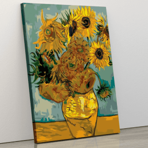 Sunflowers by Vincent van Gogh 1889