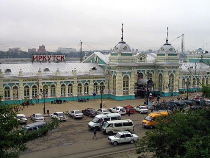 Irkutsk-Passagirsky