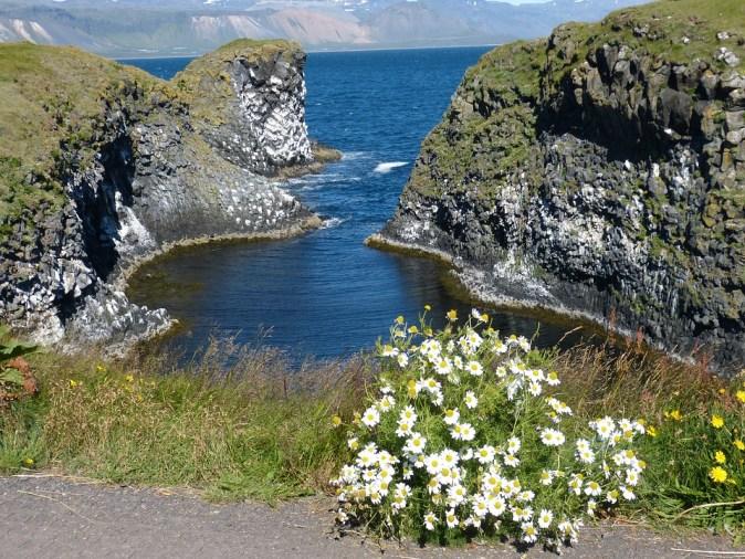 Coast Atlantic Ocean Cliff Nature Sea Iceland