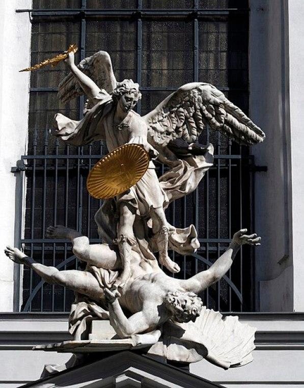 469px-Archangel_Michael_at_Michaelerkirche_Vienna