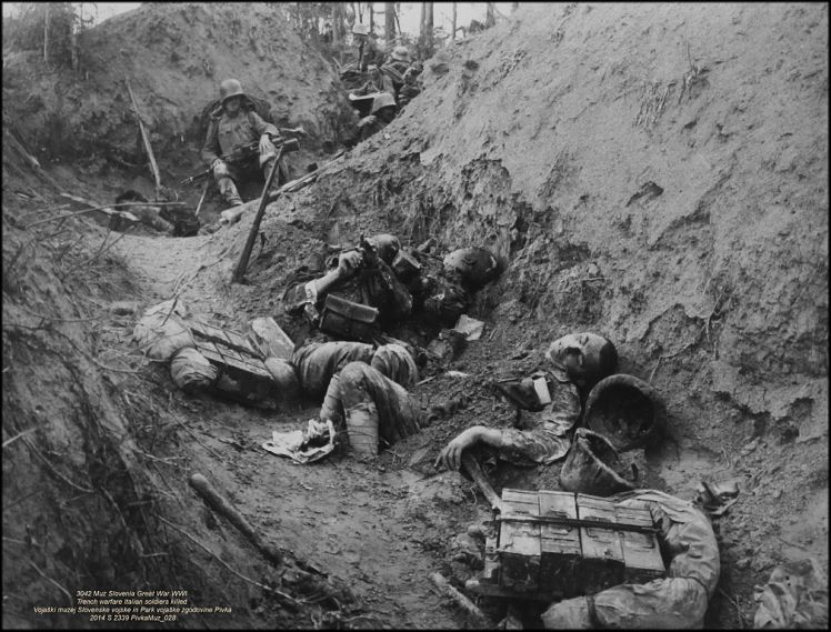 3042_Muz_Slovenia_Great_War_WWI_Trench_warfare_Italian_soldiers_killed