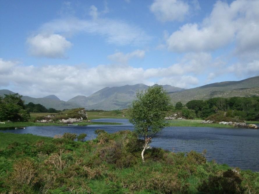 Tourism Irish Killarney Landscape National Park