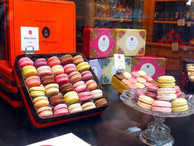 Colors Macarons Paris Cakes