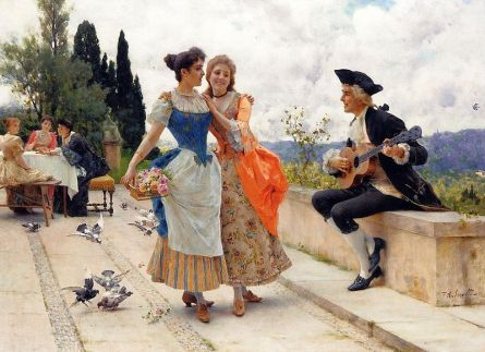 Federico_Andreotti_-_The_Serenade