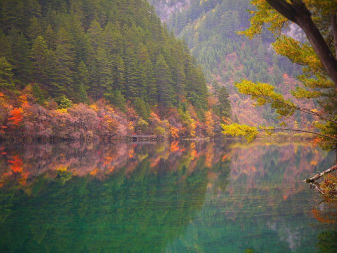 Mirror_Lake_Jiuzhaigou