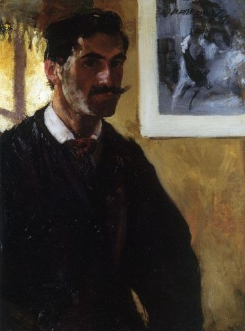 445px-Self-Portrait-1896-1897