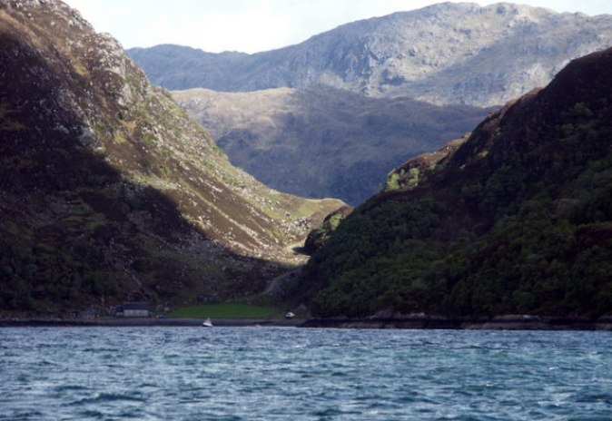 Tarbet_and_adjoining_hills,_Loch_Nevis_-_geograph.org.uk_-_1567537