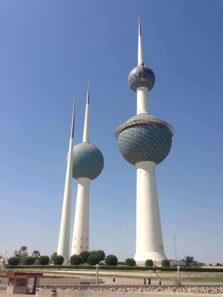 kuwait-towers-arabia-gulf