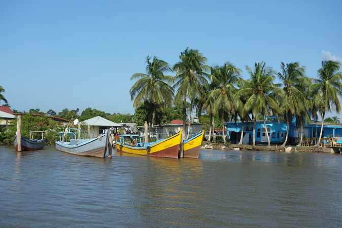 water-boat-travel-vacation-tropical-suriname