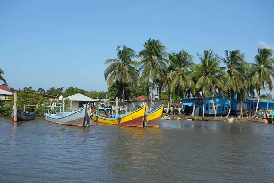 water-boat-travel-vacation-tropical-suriname