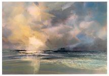Cloudscape Painting Video Les Darlow Paint. Draw. Blend