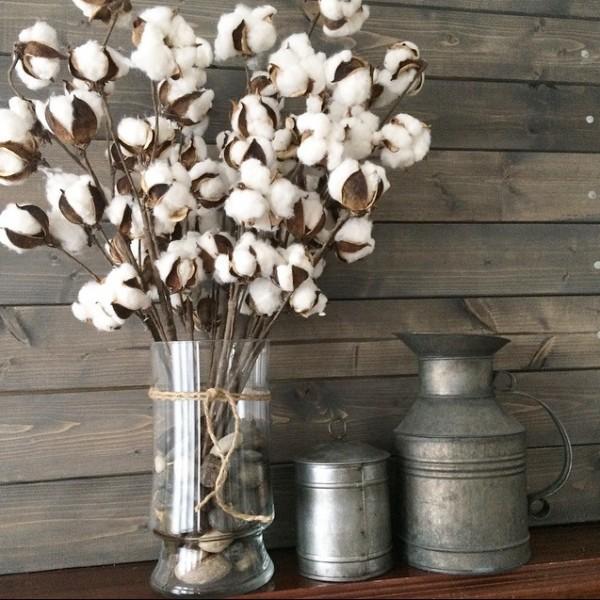 Set of 6 Cotton Picks