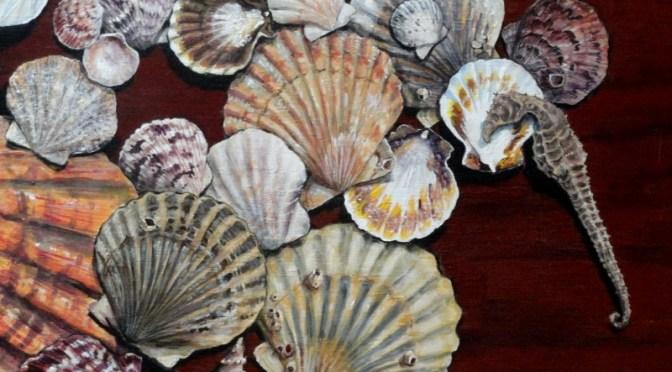 Seashell Tray