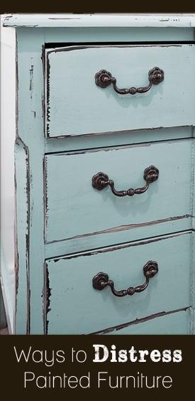 Painting Laminate Furniture Painted Look Wood
