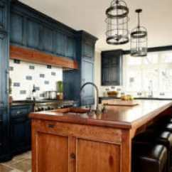 Best Kitchen Degreaser Double Sink How To Glaze Cabinets Correctly - Painted Furniture Ideas
