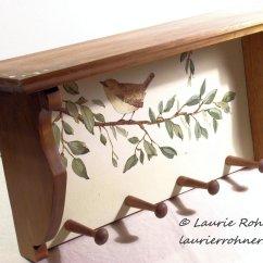 Tree Branch Rocking Chair Xl Bean Bag Bird On Shelf With Pegs