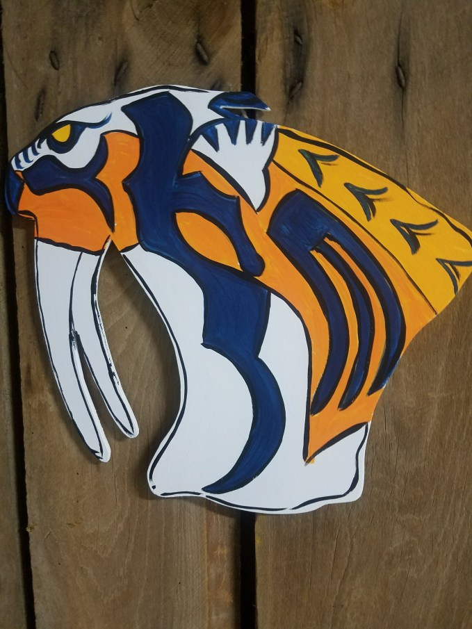 Predators Tiger $27.00