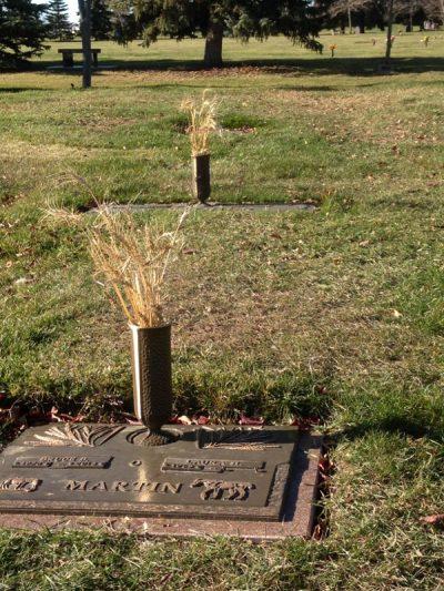 Bruce Martin and Pete Visscher rest in peace