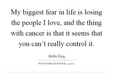 Why do we fear cancer?