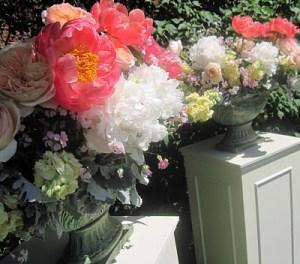 summer wedding flowers vermont