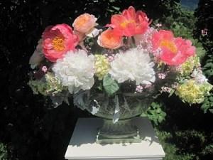 flower arrangement vermont