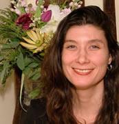 Nicole D'Agata, Painted Tulip Floral Design, Waterbury Vermont