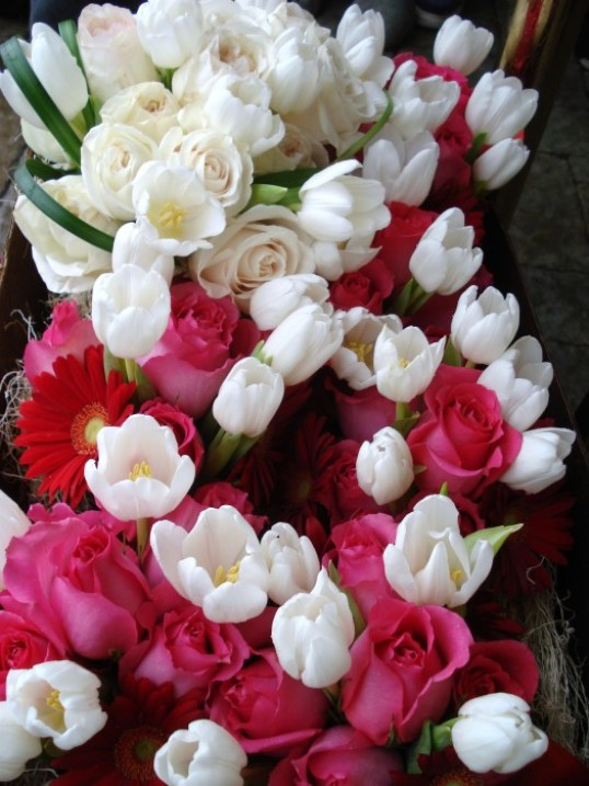 A Box of Bouquets