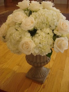 Urns at the Alter