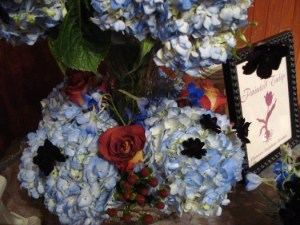 Detail of The Centerpiece