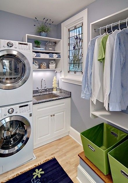 Elation Lavender Laundry Room This Color