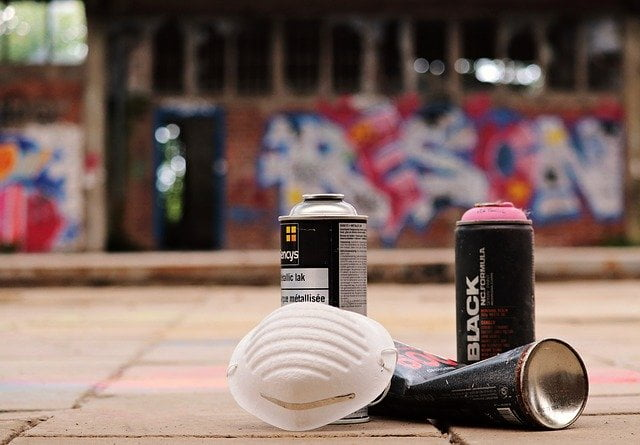 How to dispose of empty paint cans