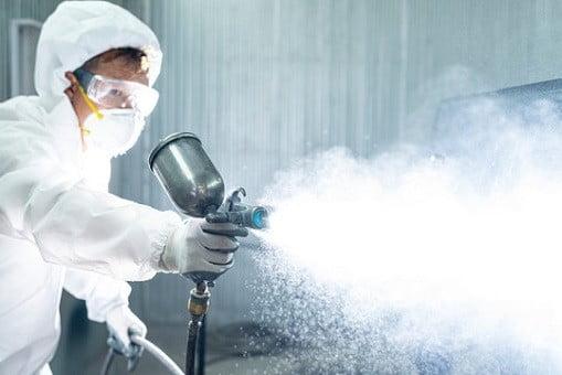 Paint sprayer loosing pressure