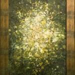 Папороті цвіт, 60х40, полотно, олія, 2016р._Петро Грицюк