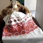 Рушник, длина 2м 20 см.вышивка крестом,_Катерина Черненко