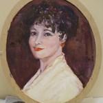 Заказать портрет-Автопортрет маслом-Елена Жигилевич