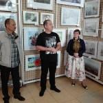 Слово автору Проекта-Портал независимых художников- Олегу М. Караваеву