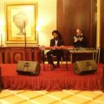 Аукцион в отеле-InterСontinental-Экзотический пианист своей музыкой умело поддерживал праздничную атмосферу